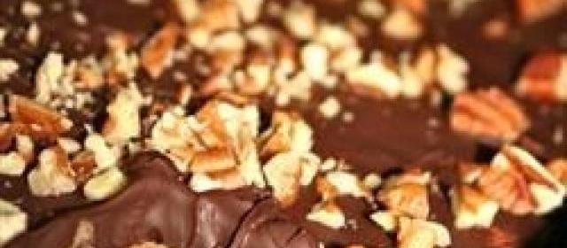 Saltine Toffee Cookies