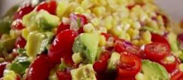 Corn and Avocado Salad Videos