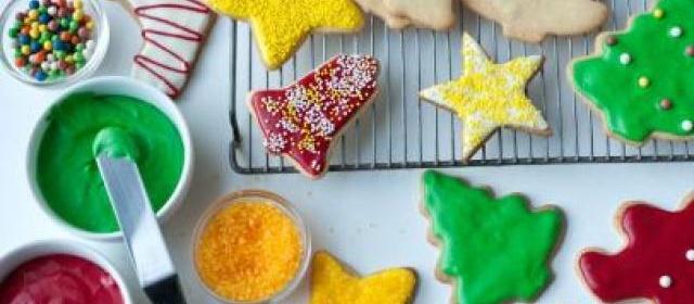 Emeril's Butter Cookies
