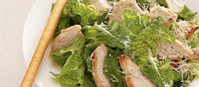 Chicken Caesar Salad Recipe  1