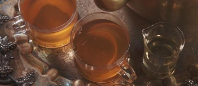 Orange Tea with Honey Recipe | Nancy Fuller | Food Network