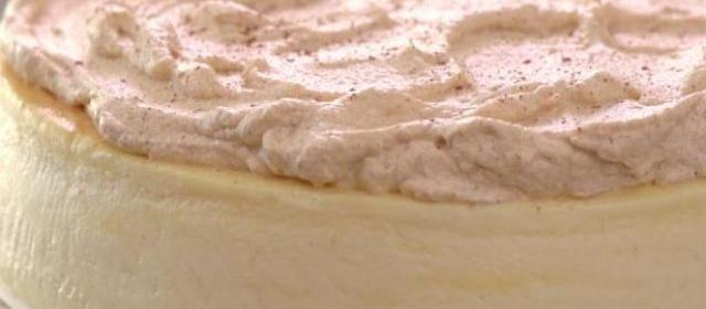 Junior's Sugar-Free New York Cheesecake Recipe