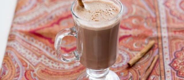 Dark Chocolate Caramel Spice Recipe | Food Network