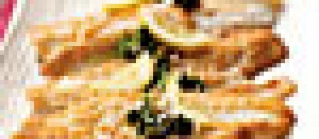 Toasted Bagels with Avocado-Cilantro Spread