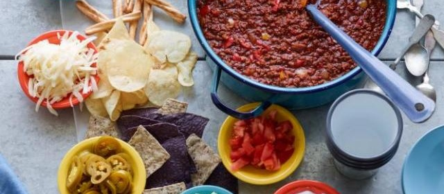 Indian Summer Turkey Chili Recipe