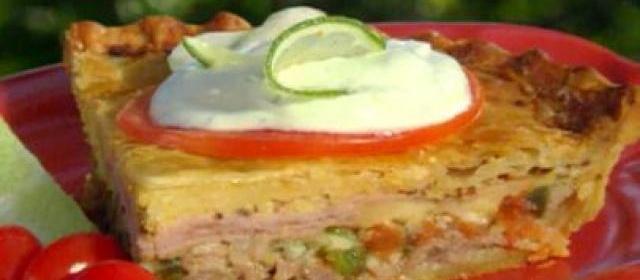 Guy Fieri's Cuban Pie alla Munee