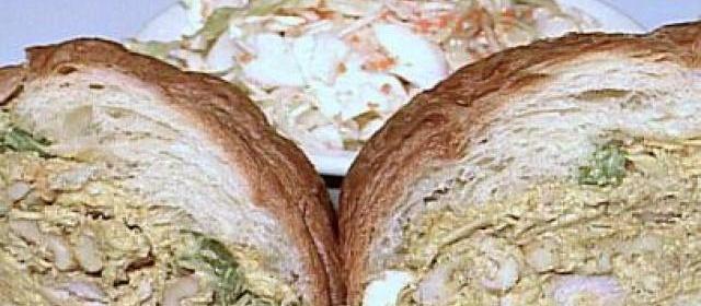 Chicken Salad Sandwiches Recipe | Food Network