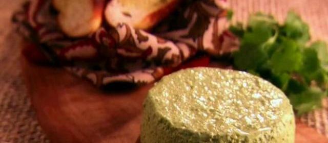Avocado and Cilantro Mousse Recipe