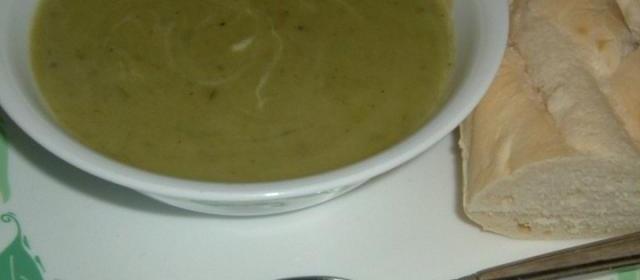 Cream of Asparagus Soup II