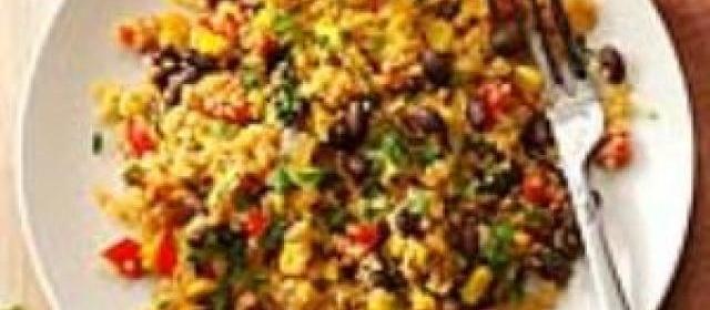 Black Bean & Corn Quinoa