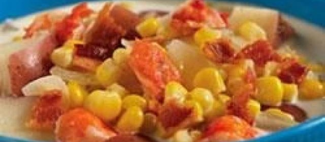 Swanson® Black Bean, Corn and Turkey Chili