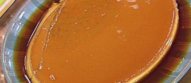 Traditional Mexican Flan Flavored with Orange and Lime Recipe ...
