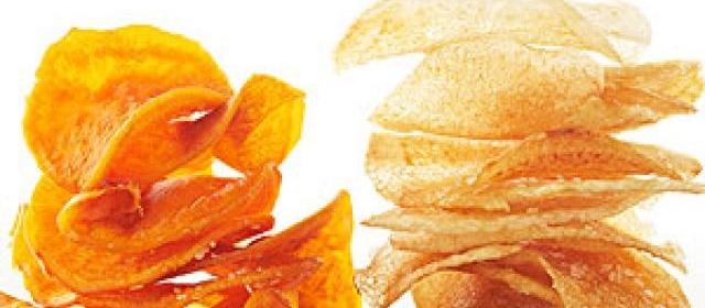 Sweet-and-Savory Potato Chips