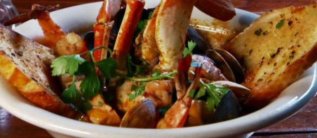 San Francisco-Style Cioppino Recipe