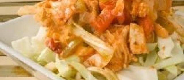 Chicken Salmigundi