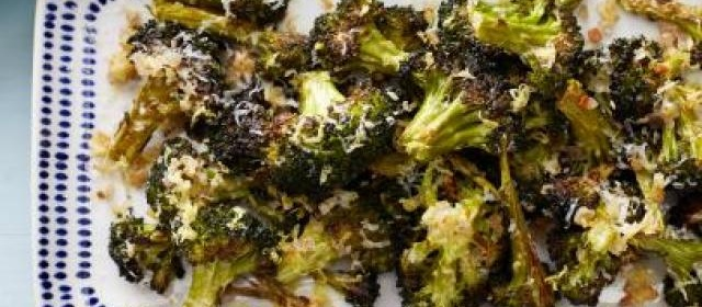 Roasted Cauliflower and Broccoli Recipe | Ellie Krieger | Food ...