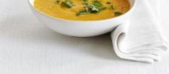 Sweet Potato and Kale Soup