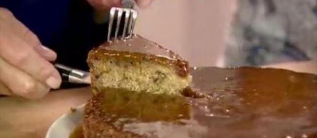 Sticky Toffee Date Cake Recipe