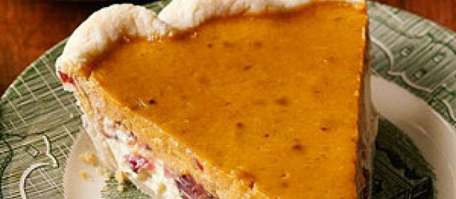 Chipotle-Cream Cheese Pumpkin Pie