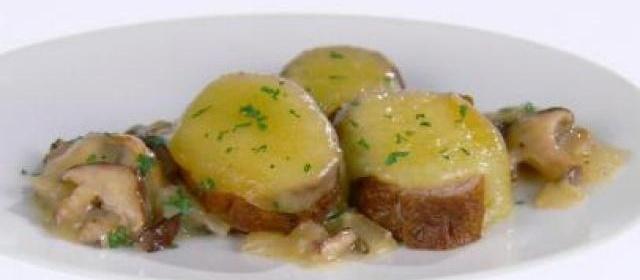 Pork Sausage with Herb Spaetzle Recipe