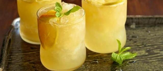 Sparkling Bourbon Lemonade Recipe