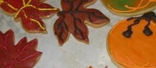 Shiela's Sugar Cookies