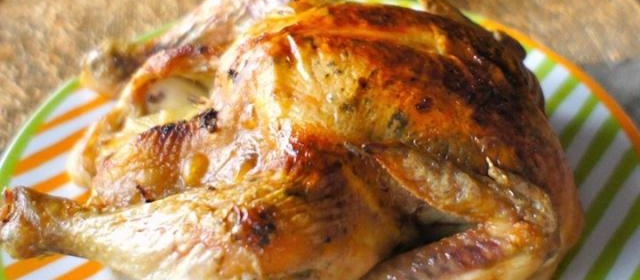 Succulent Roast Chicken