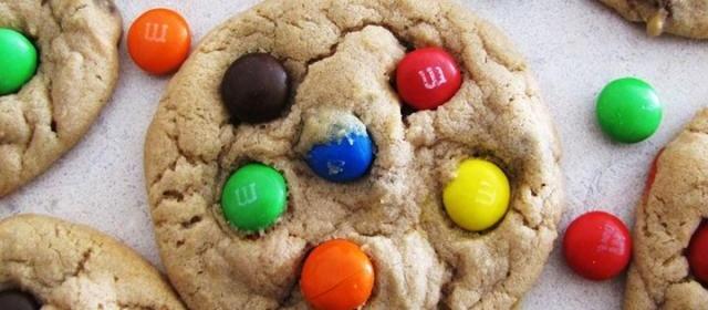 Robbi's M&M's® Cookies