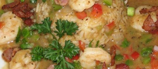 Charleston Shrimp 'n' Gravy Photos