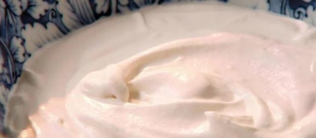 Lemon-Vanilla Whipped Cream Recipe | Valerie Bertinelli | Food ...