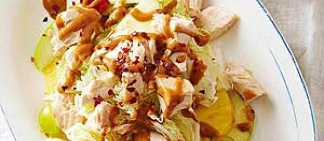 Sweet & Salty Chicken Salad