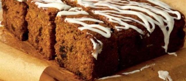 Yummy scrummy carrot cake