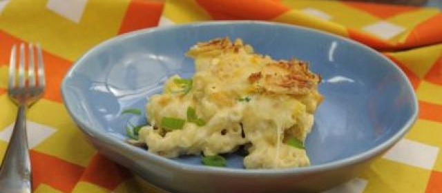 Sunny's Dimepiece Mac and Cheese