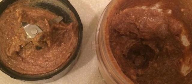 Amber's Peanut Butter