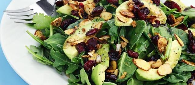 California Miso, Avocado, and Lima Bean Salad
