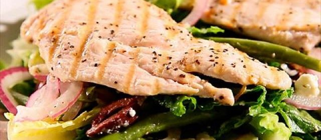 Sandra's Mediterranean Salad with Grilled Chicken Videos