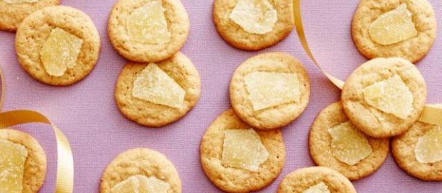 Sunny's Ginger Molasses Cookies Recipe