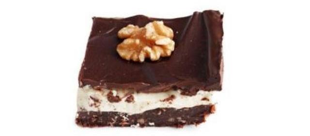 No-Bake Cheesecake Squares