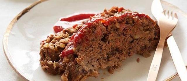 Meat Loaf Recipe   Ina Garten   Food Network