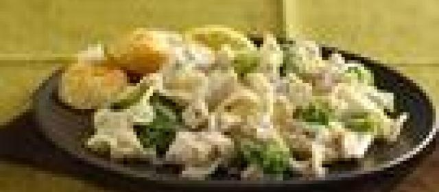 Lemon Chicken Stroganoff