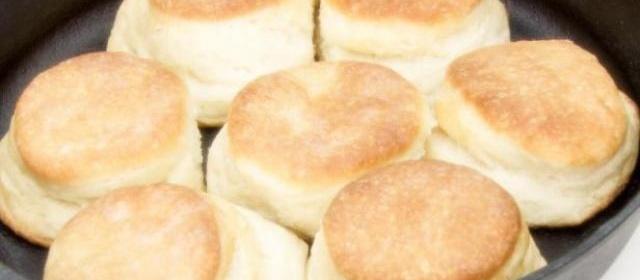 Trisha Yearwood's Angel Biscuits Recipe | Trisha Yearwood | Food ...