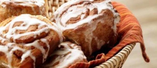 Caramel Cinnamon Rolls Recipe | Food Network