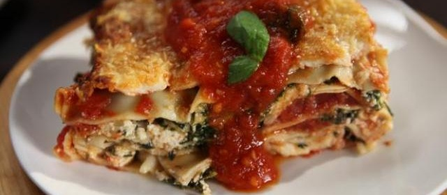 Spinach Lasagna Recipe | Rachael Ray | Food Network