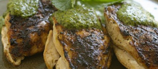 Spanish-Spice-Rubbed Chicken