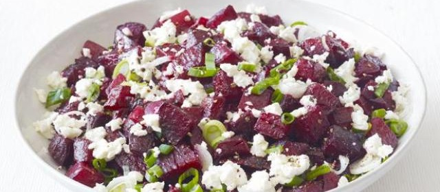 Roasted Beets With Feta Recipe | Food Network Kitchen | Food ...