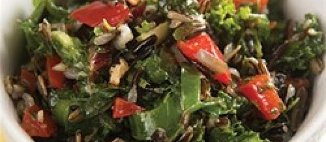 Kale Salad from Oster(R)