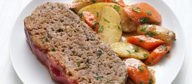 Slow-Cooker Meatloaf Recipe | Food Network Kitchen | Food Network