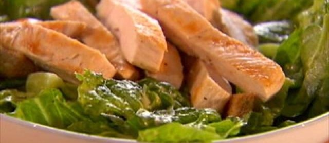 Grilled Chicken Caesar Videos
