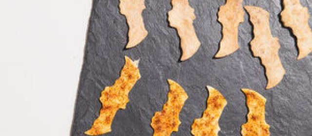 Sweet and Savory Tortilla Bats