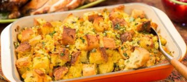 Cornbread Dressing Recipe | Ree Drummond | Food Network